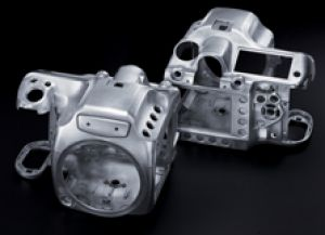 Magnesium alloy body
