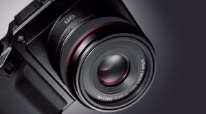 Compact, High-Performance Lens Design