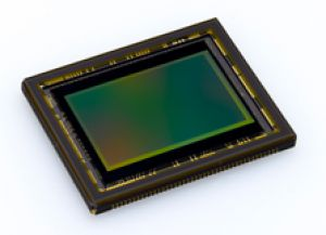 16.3 megapixel CMOS sensor