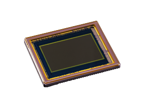 24 effective mega-pixels in an APS-C sized CMOS sensor