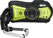 Optio WG-1 GPS Green