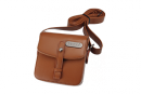 Q Vintage Leatherette Shoulder Bag