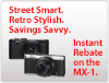MX-1 Instant Rebate